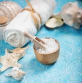 Salz auf deiner Haut