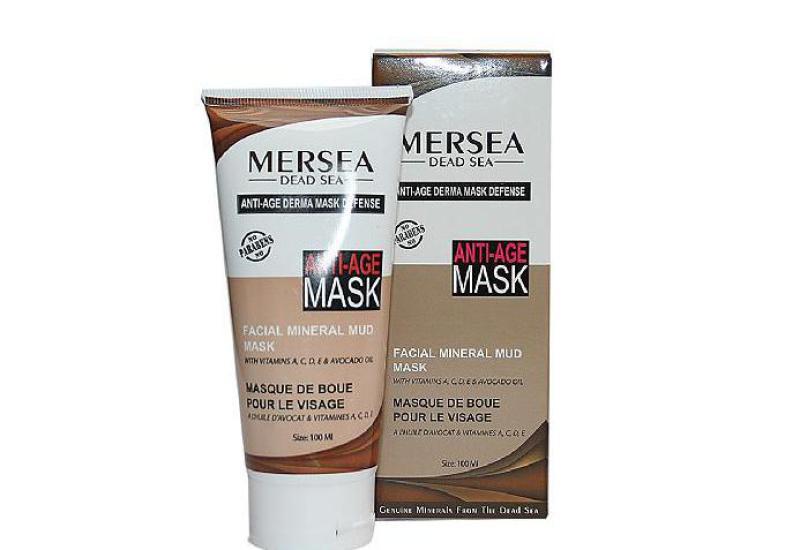 Mersea Totes Meer Mineralschlamm Maske