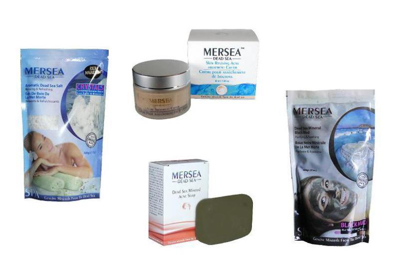 Mersea Totes Meer Akne Set