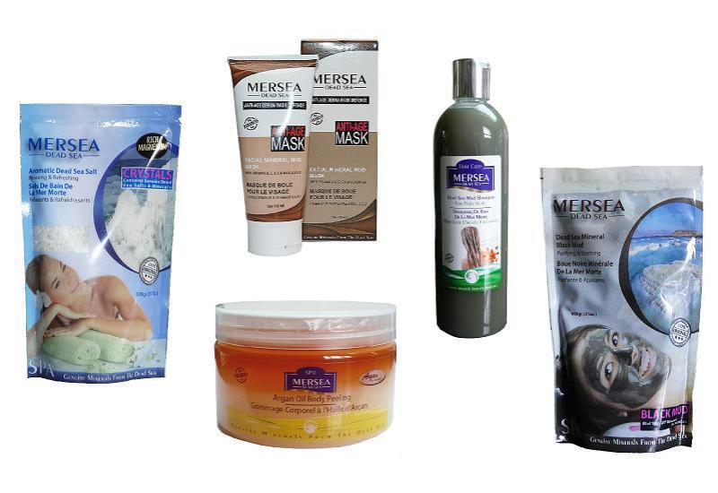 Mersea Totes Meer Psoriasis Set
