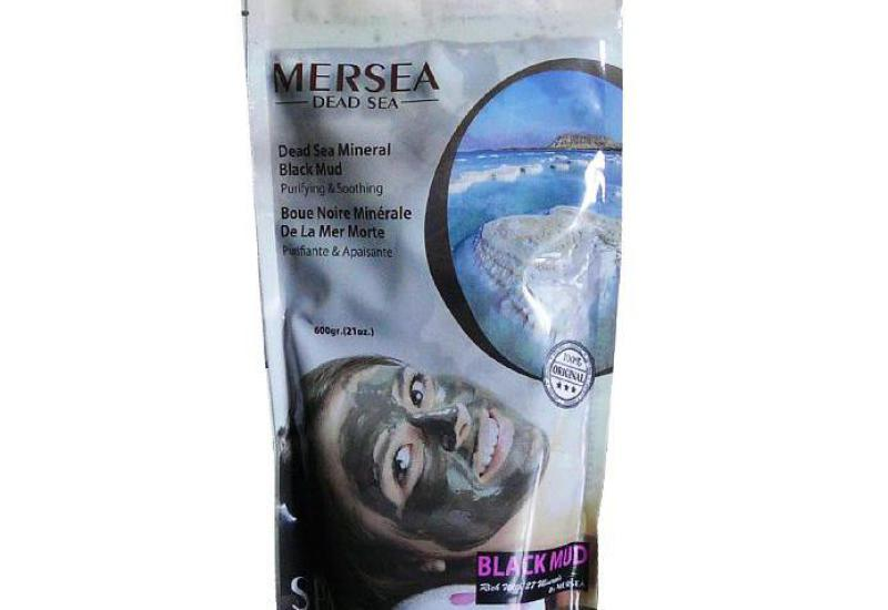 Mersea Totes Meer Mineralschlamm