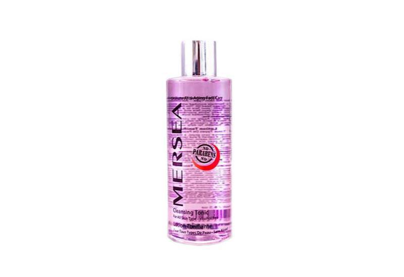 Mersea Cleansing Tonic - Gesichtsreiniger ( alkoholfrei ) mit Traubenkernöl & Aloe Vera