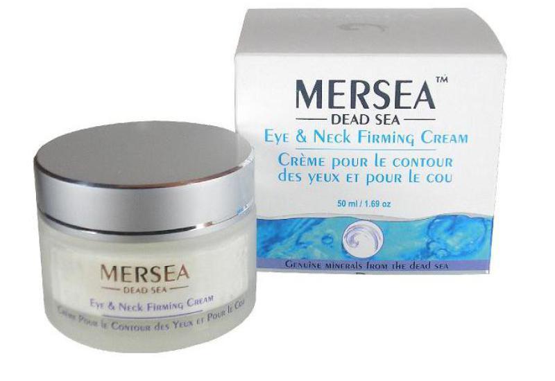 Mersea Augen, Hals und Dekoltee Creme