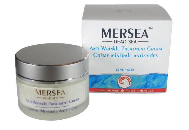 Mersea Anti Falten Behandlungscreme