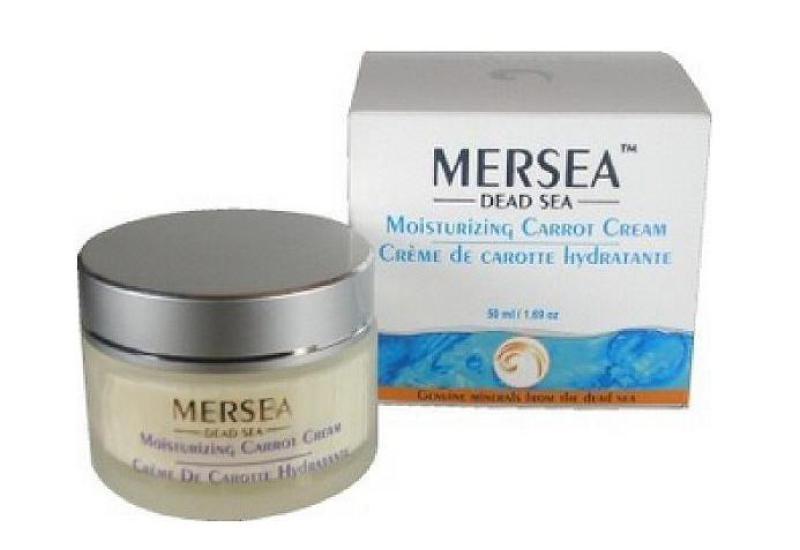 Mersea Totes Meer Feuchtigkeitsspendende Karotten Creme