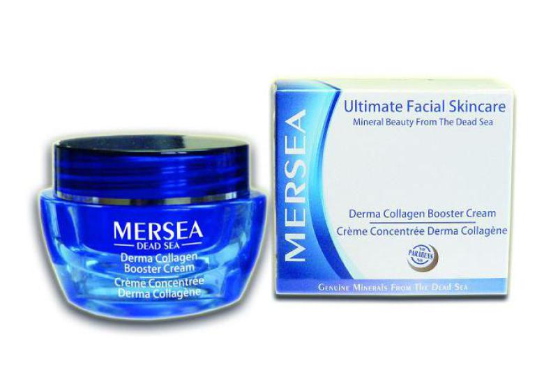 Mersea Ultimate Derma Collagen Boostercreme mit Mandelöl