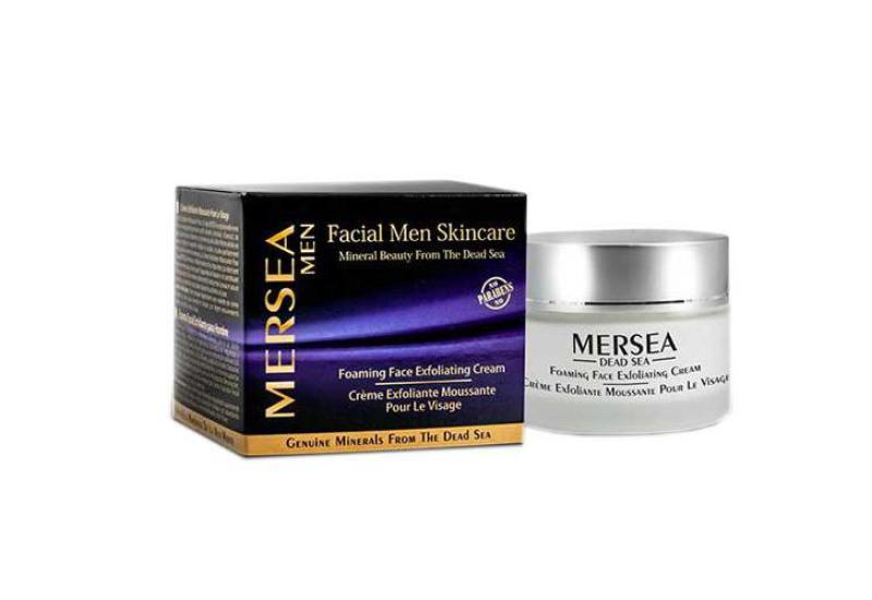 Mersea Gesichts-Peeling Schaumcreme