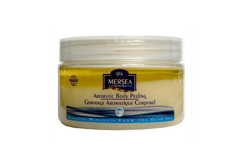 Mersea Totes Meer Aromatisches Körperpeeling Vanille