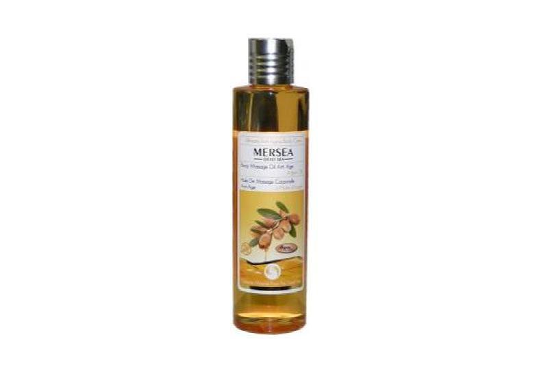 Mersea Totes Meer Aromatisches Massageöl - Argan