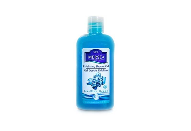 Mersea Sanftes Totes Meer Peeling-Duschgel Blauer Engel