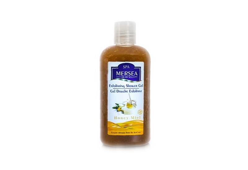 Mersea Sanftes Totes Meer Peeling-Duschgel Honig