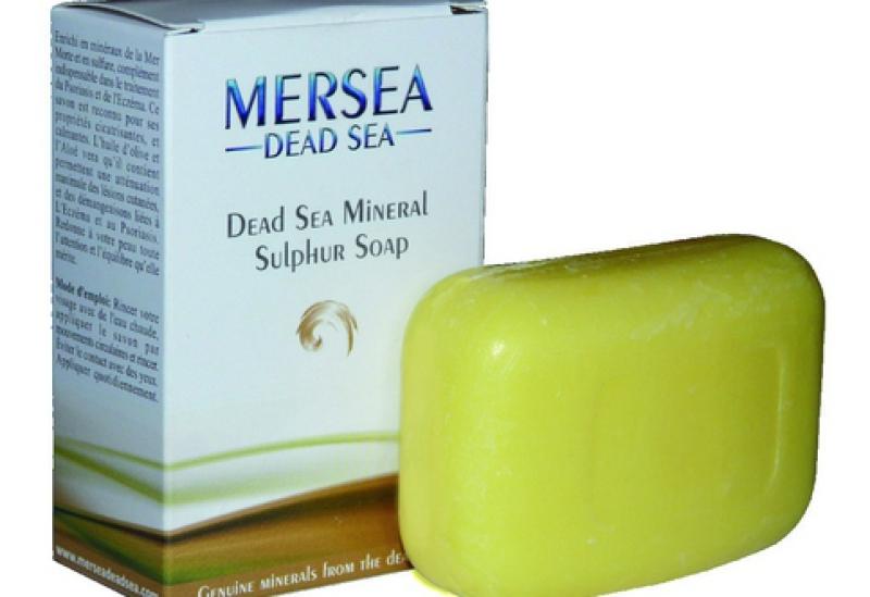 Mersea Totes Meer Schwefel Seife