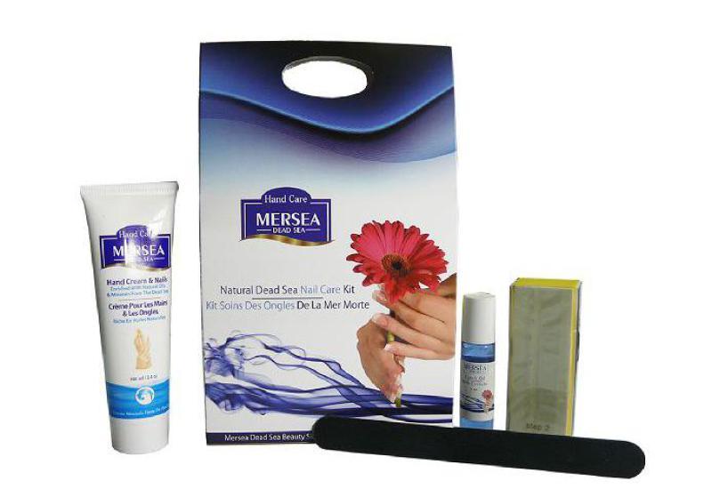 Mersea Totes Meer Nagelpflege Set