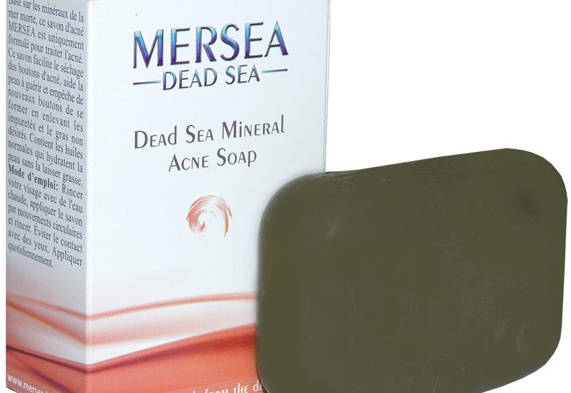 Mersea Totes Meer Akne Seife