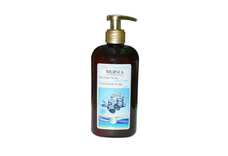 Mersea Totes Meer Anti Age Body Creme Blue Angel mit Aloe Vera Extrakt