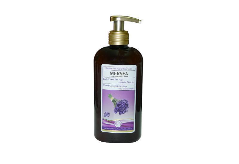 Mersea Totes Meer Anti Age Body Creme Lavendelblüten