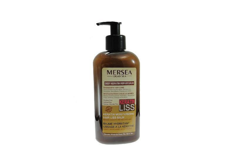 Mersea Keratin Moisturizing Hair Liss Balsam