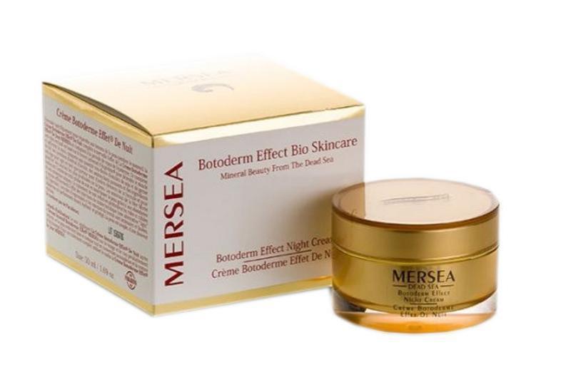 Mersea Botoderm Effekt®- Nachtcreme