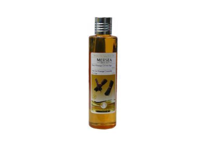 Mersea Totes Meer Aromatisches Massageöl - Französische Vanille