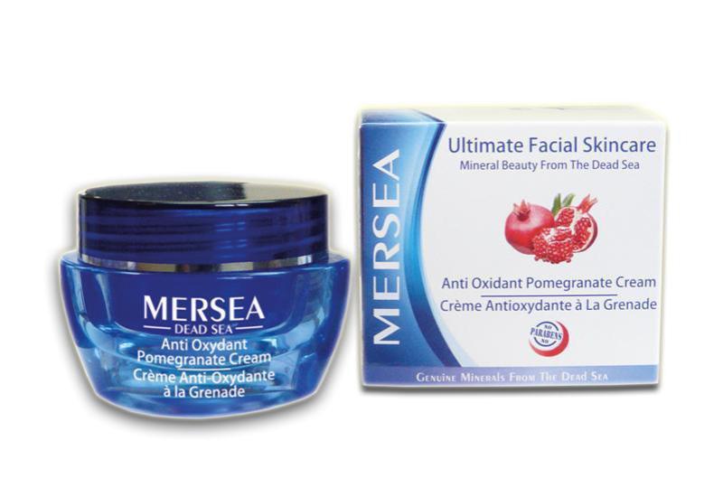 Mersea Ultimate Granatapfel Feuchtigkeitscreme