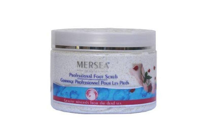 Mersea Professionelle Fußpeeling Creme