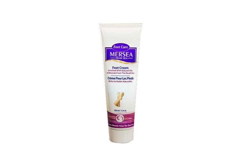 Mersea Fußcreme