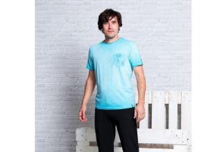 T-Shirt Nature Spirit türkisblau_