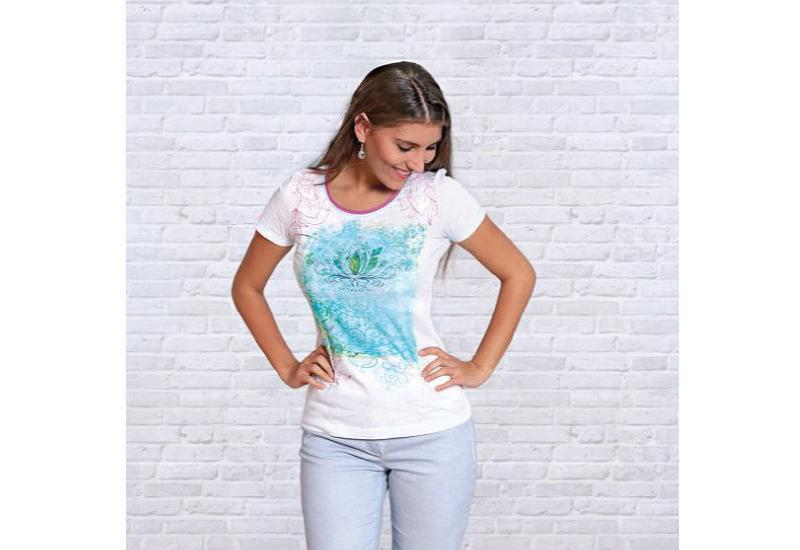 Shirt Seerose