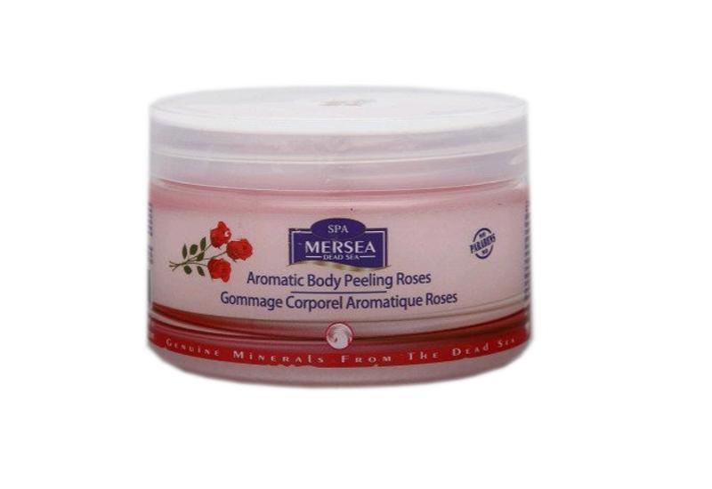 Mersea Totes Meer Aromatisches Körperpeeling - Rosen