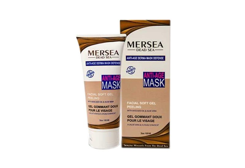 Mersea Anti Age Sanftes Gesichts-Peeling Gel