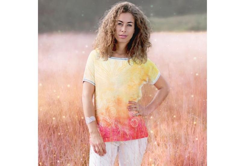 Blusen-Shirt 'Sunshine'_