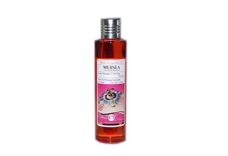 Mersea Totes Meer Aromatisches Massageöl – Passionsblume
