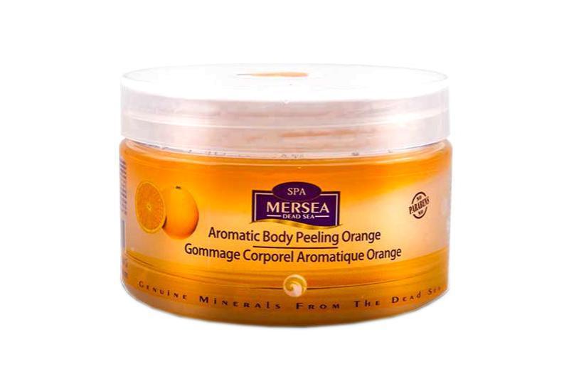 Mersea Totes Meer Aromatisches Körperpeeling - Orange