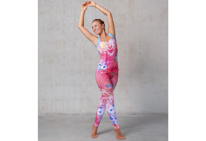 Yoga Top Bravery
