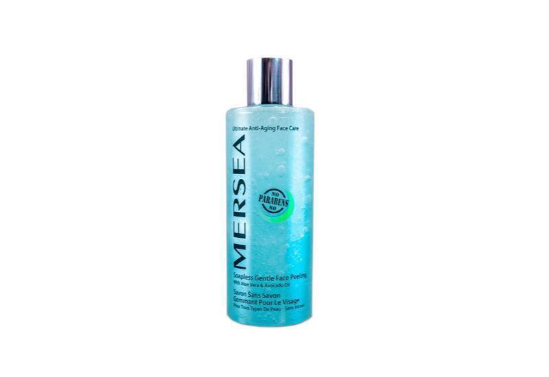 Mersea Totes Meer Seifenfreies Sanftes Gesichtspeeling mit Aloe Vera & Avocadoöl