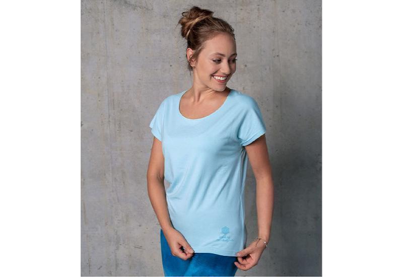 Shirt Triangle blue-breeze
